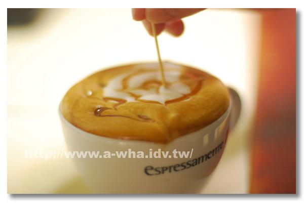 A-WHA咖啡