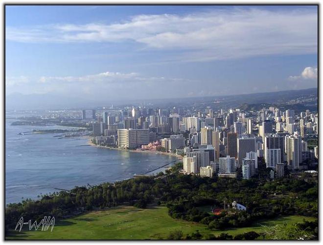 跟我去夏威夷旅行_2004/12