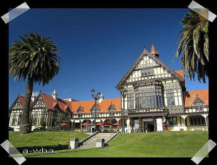 【NewZealand紐西蘭打工度假日記】話說A-WHA的打工度假夢想緣起~