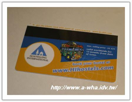 【NewZealand紐西蘭打工度假日記】辦理YHA青年旅館卡~背包客流浪漢的身分證…