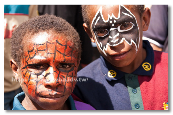 巴布亞新幾內亞旅行遊記