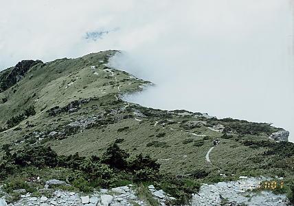 【台灣探險隊紀錄回顧】帶著底片單眼NIKON FM2趴趴走的歲月~台灣百岳高山縱走相片集第一部